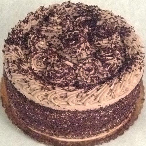 Chocolate Cheese Torte