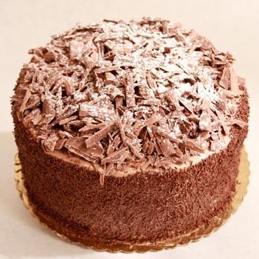 Chocolate Buttercream Torte