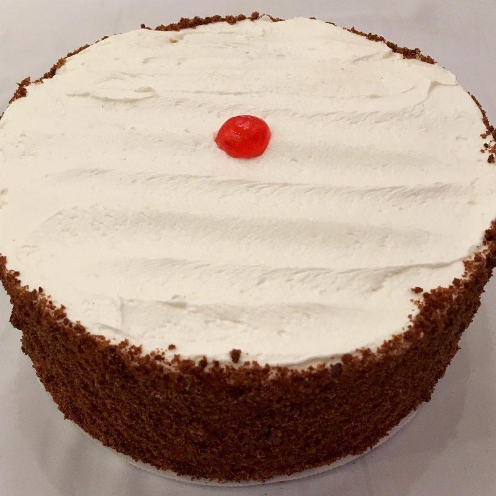 Devil's Food BC Layer Cake