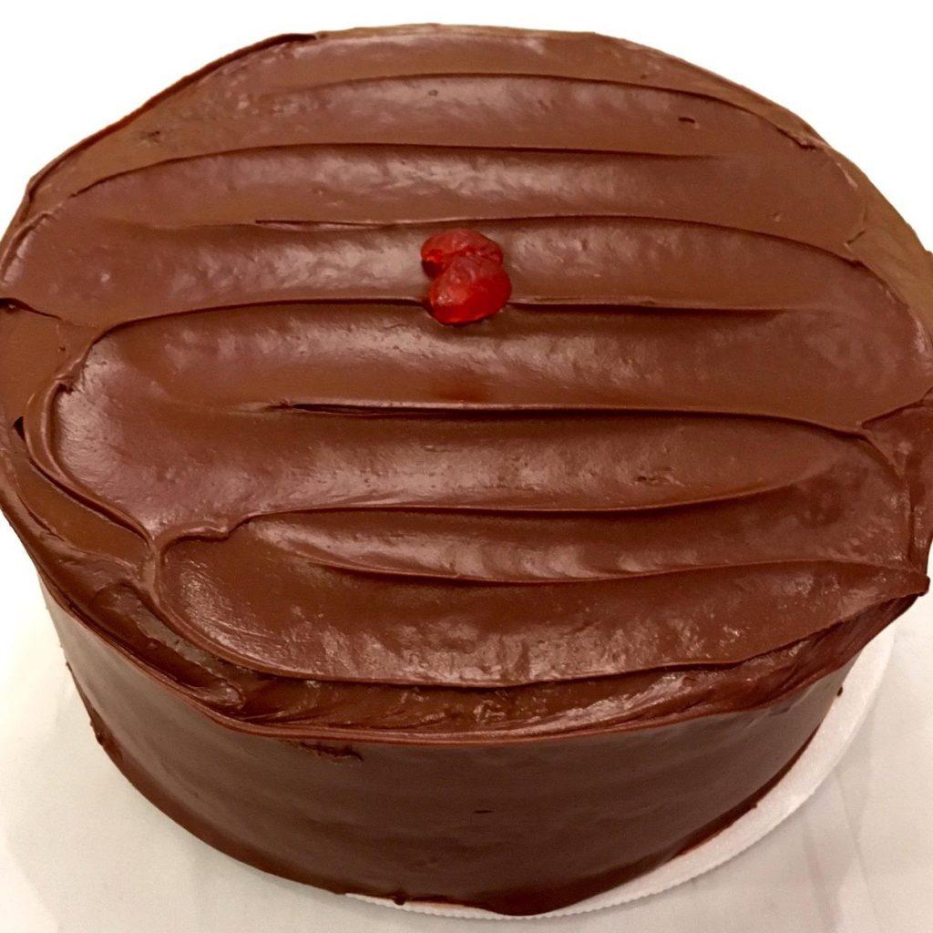 Devil's Food w/ Fudge Layer Cake
