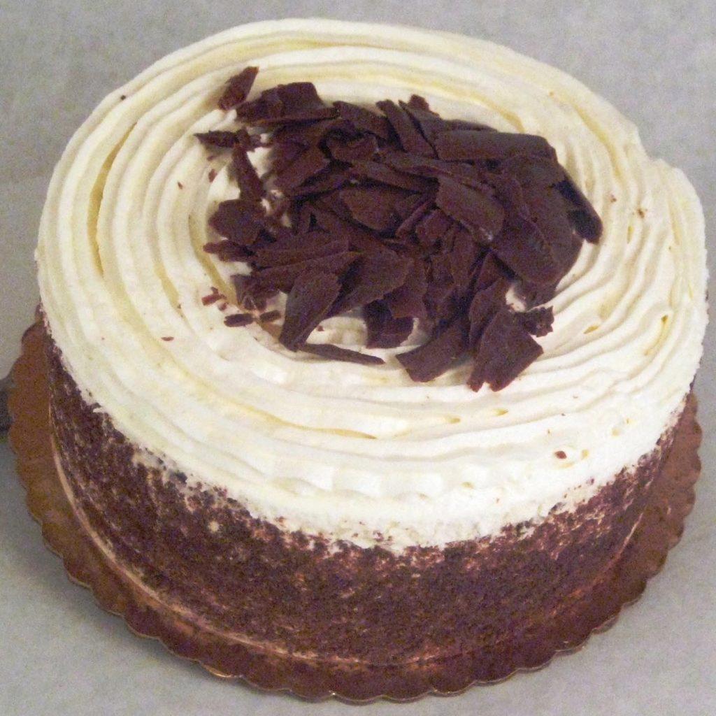 Devil's Food WC Cake