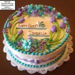 Round & Sheet Cakes