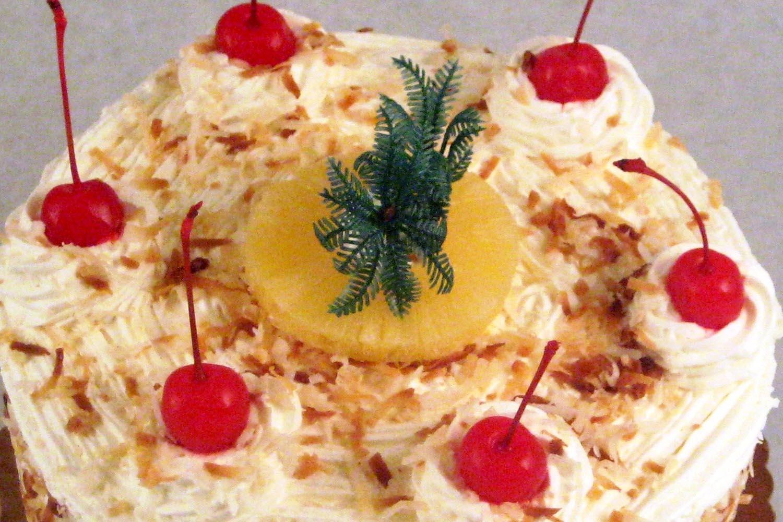 Hawaiian Torte