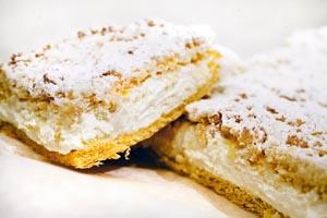 Coffee Cake - Swedish Flat