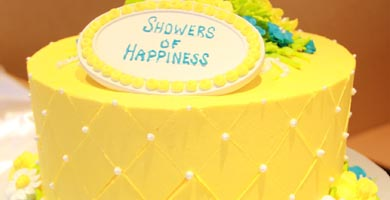 Specialty Cakes close up