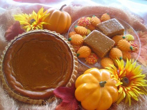 Pumpkin Items