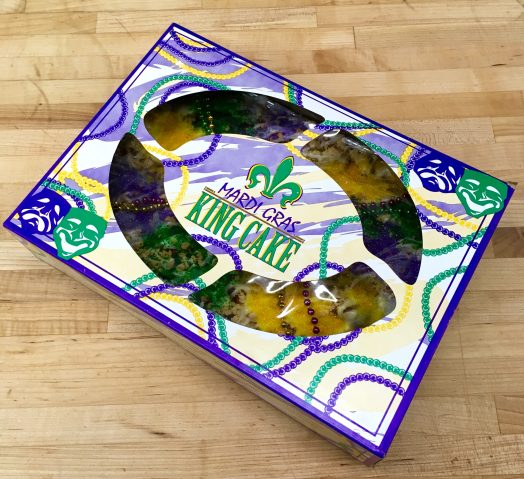 King's Cake Box