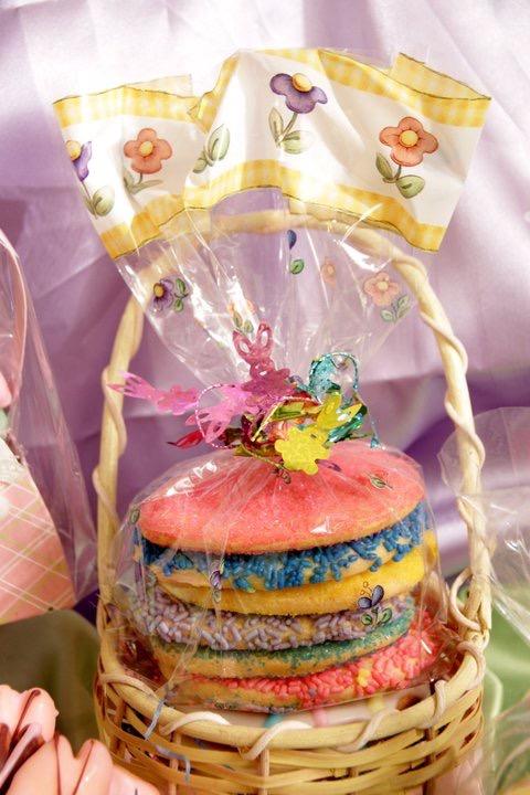 Easter Large Cookie Bag