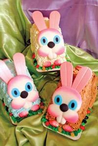 Large Bunny Cake