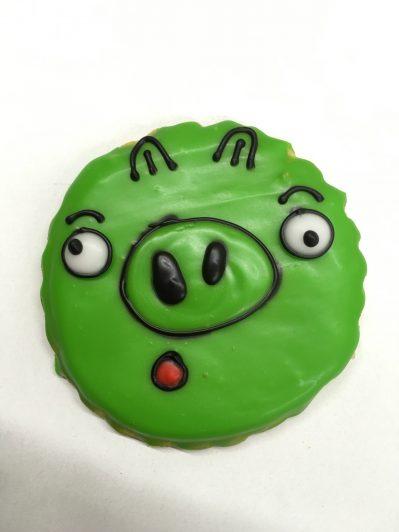 Pig Cookie