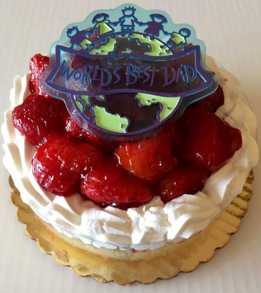 Strawberry Shortcake - Father's Day