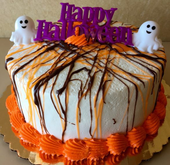 Ghost & Shadow Cake 2018