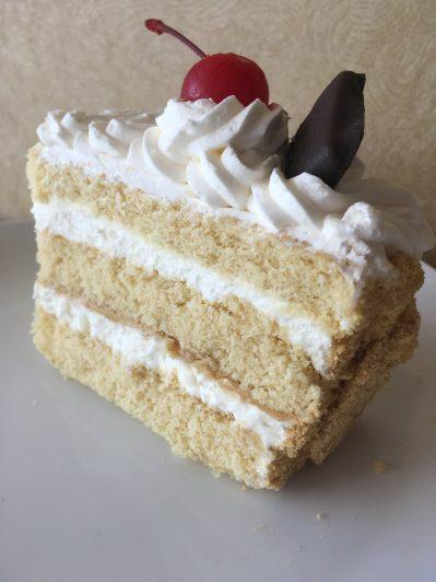 Graham Cake Slice