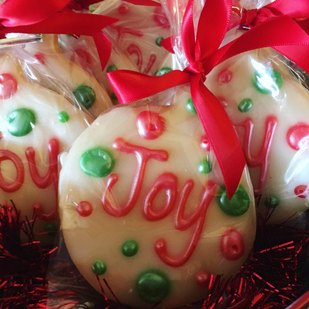 Ornament Cookie Package