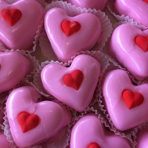 Heart Bon Bons - Valentines Day