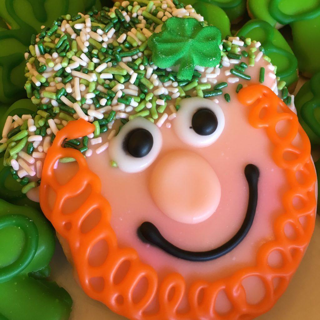 Leprechaun Cookie - St Patricks Day