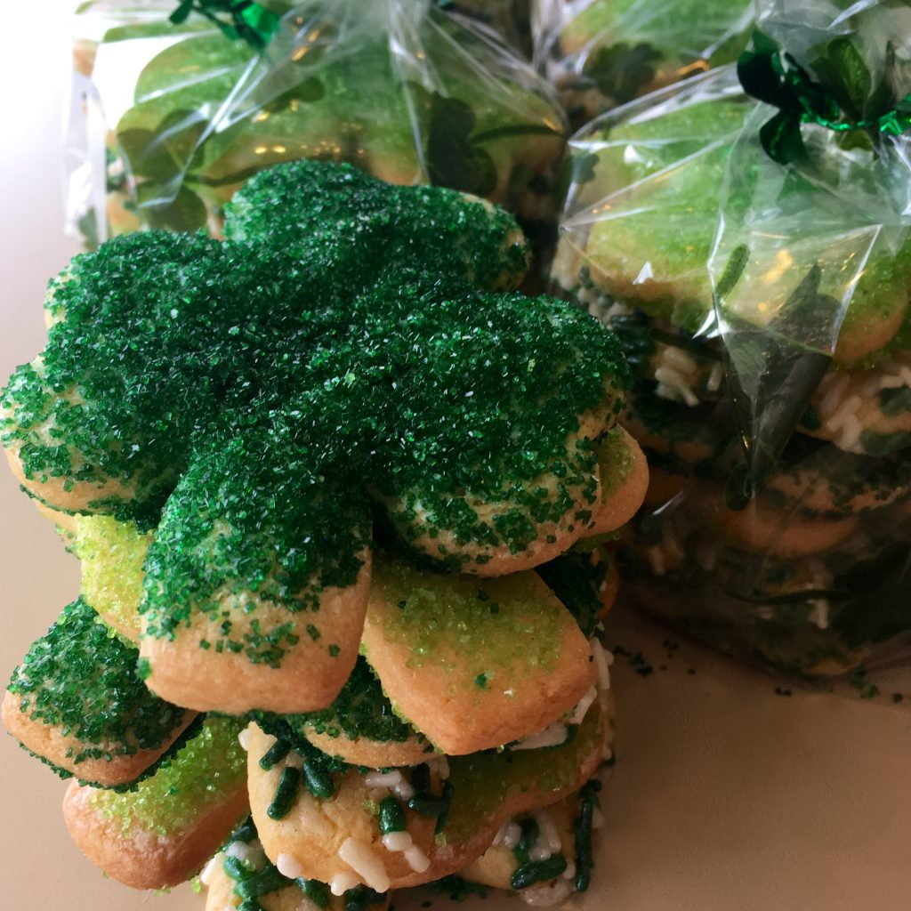 Holiday Cookie Bag - St. Patricks Day