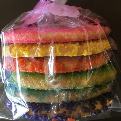 Holiday Cookie Bag - Easter