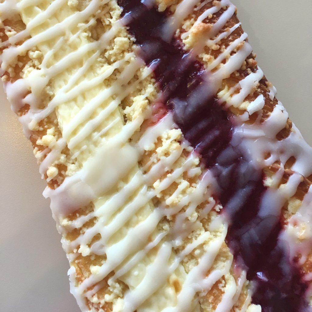 Strawberry Cheese Strip