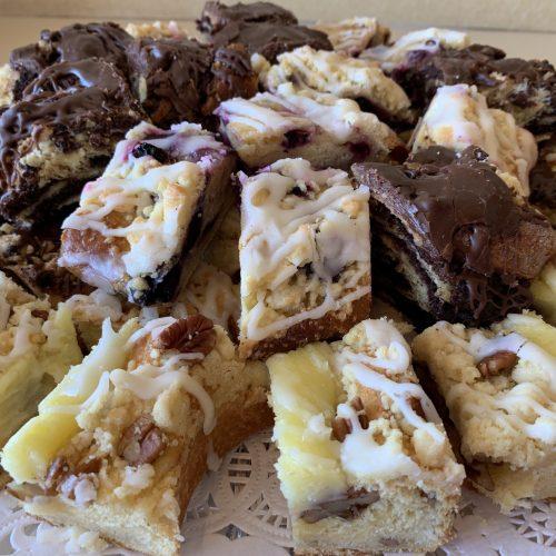Coffeecake Tray