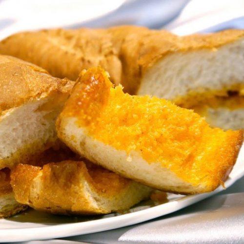 Garlic Bread – Square