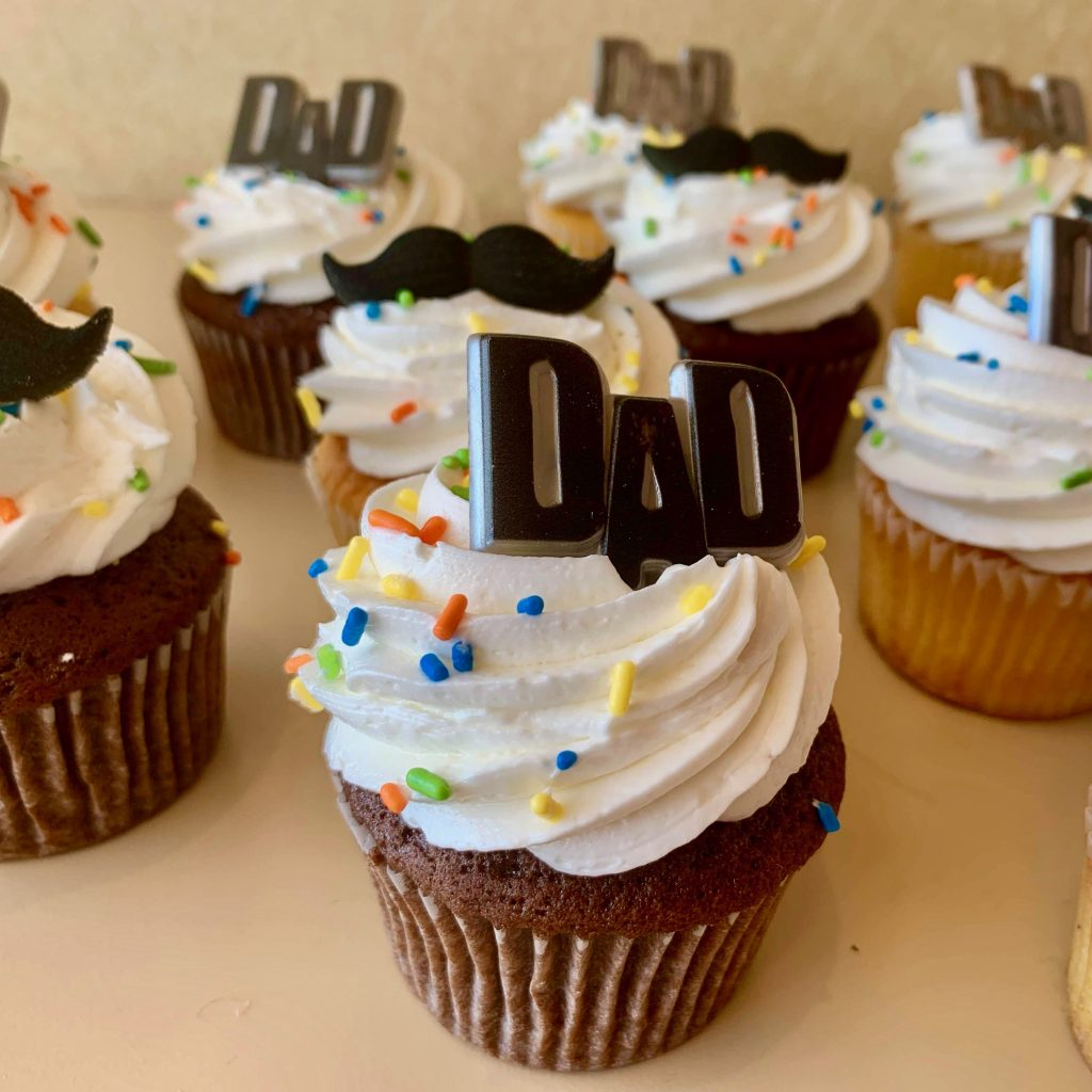 Father's Day Cupcakes 2019