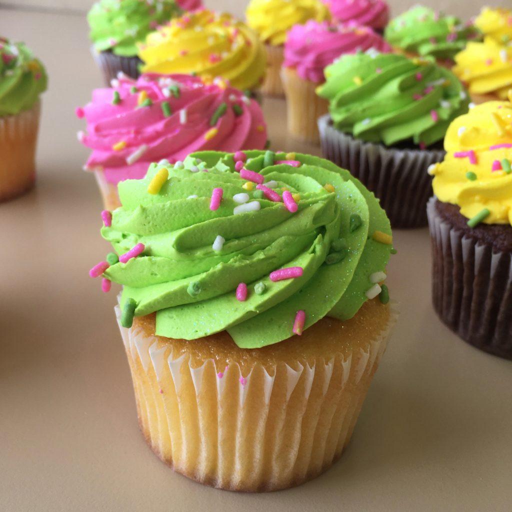 Cupcakes - Slice of Summer