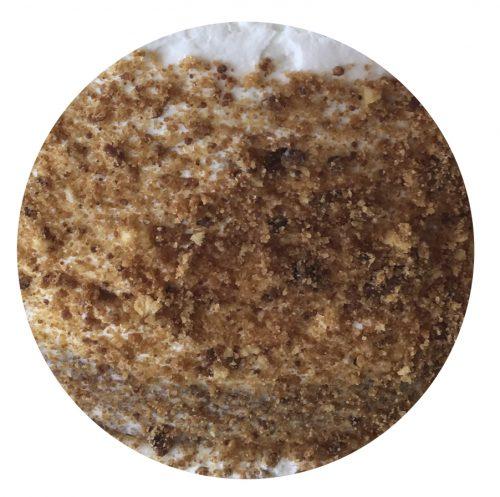 Coconut Cake Crunch