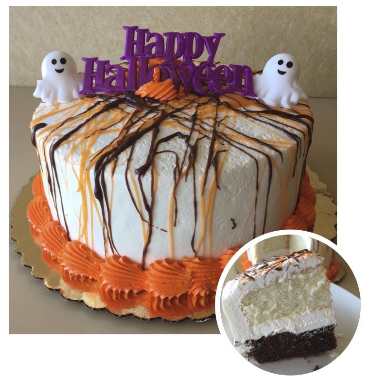 Ghost & Shadow Cake