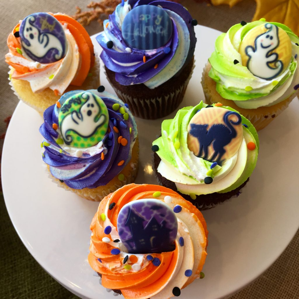 Halloween Cupcake Pack