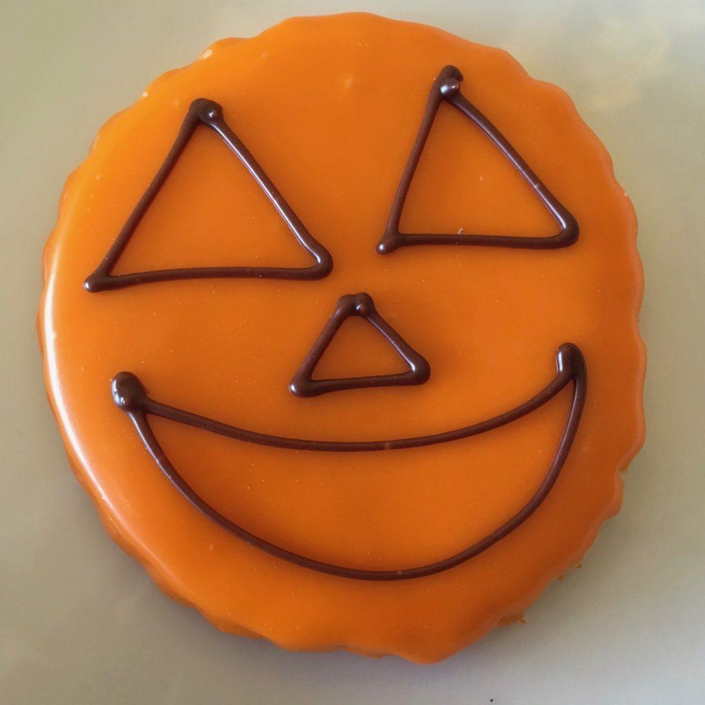 Pumpkin Cookie Orange