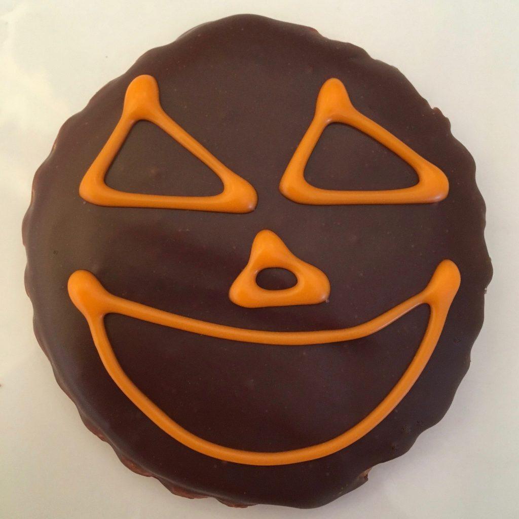 Pumpkin Cookie Chocolate