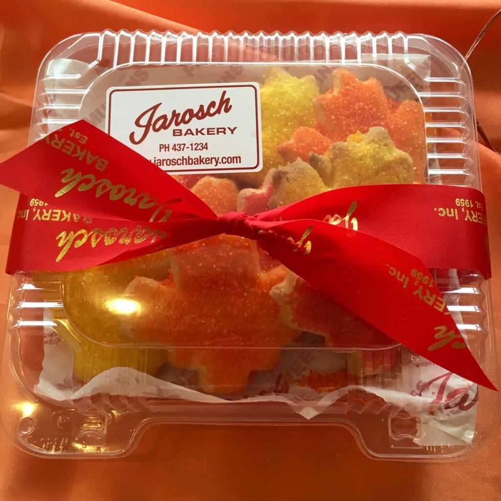 Leaf Cookie Package