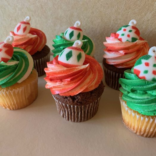 Holiday Cupcake Pack