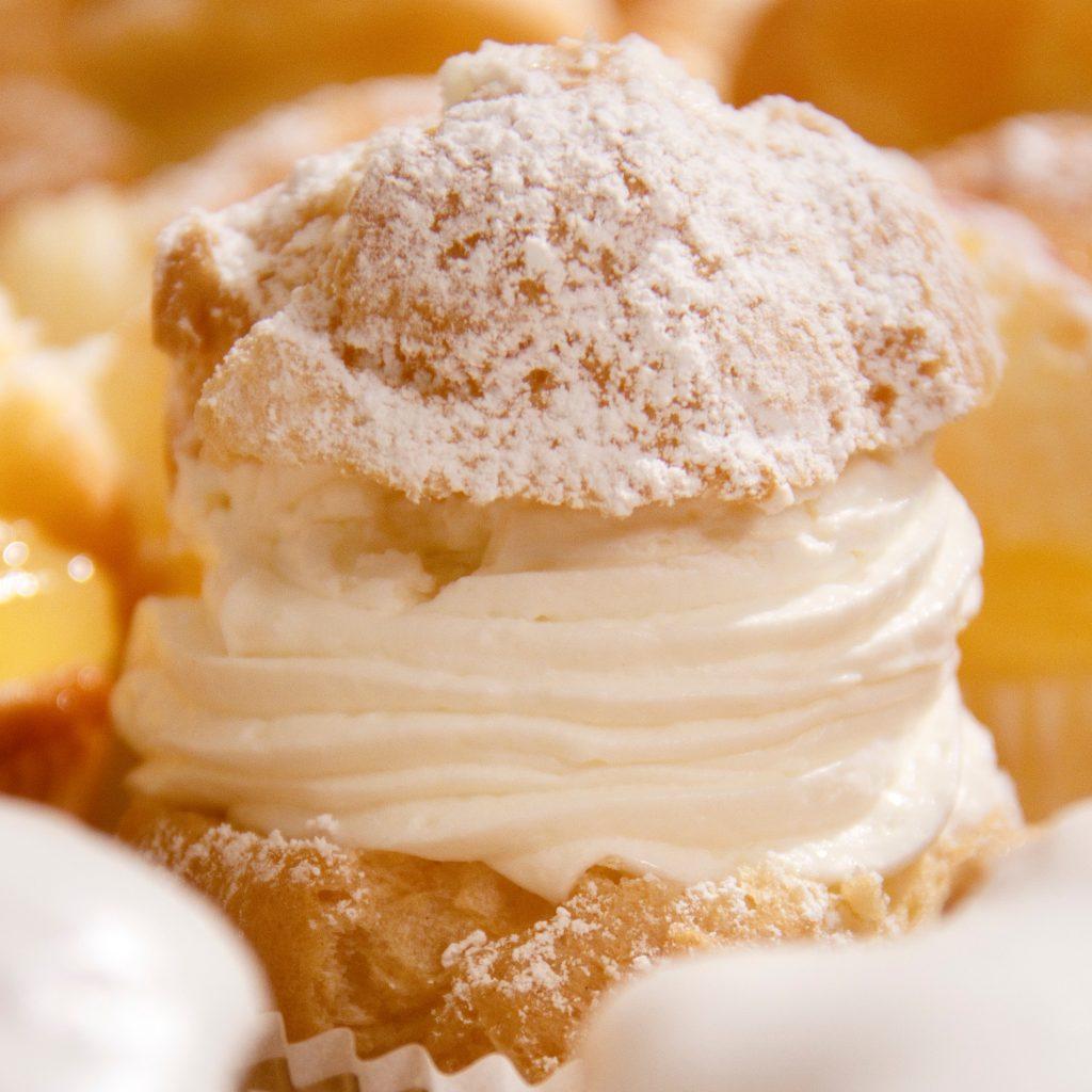 Cream Puff - Minis
