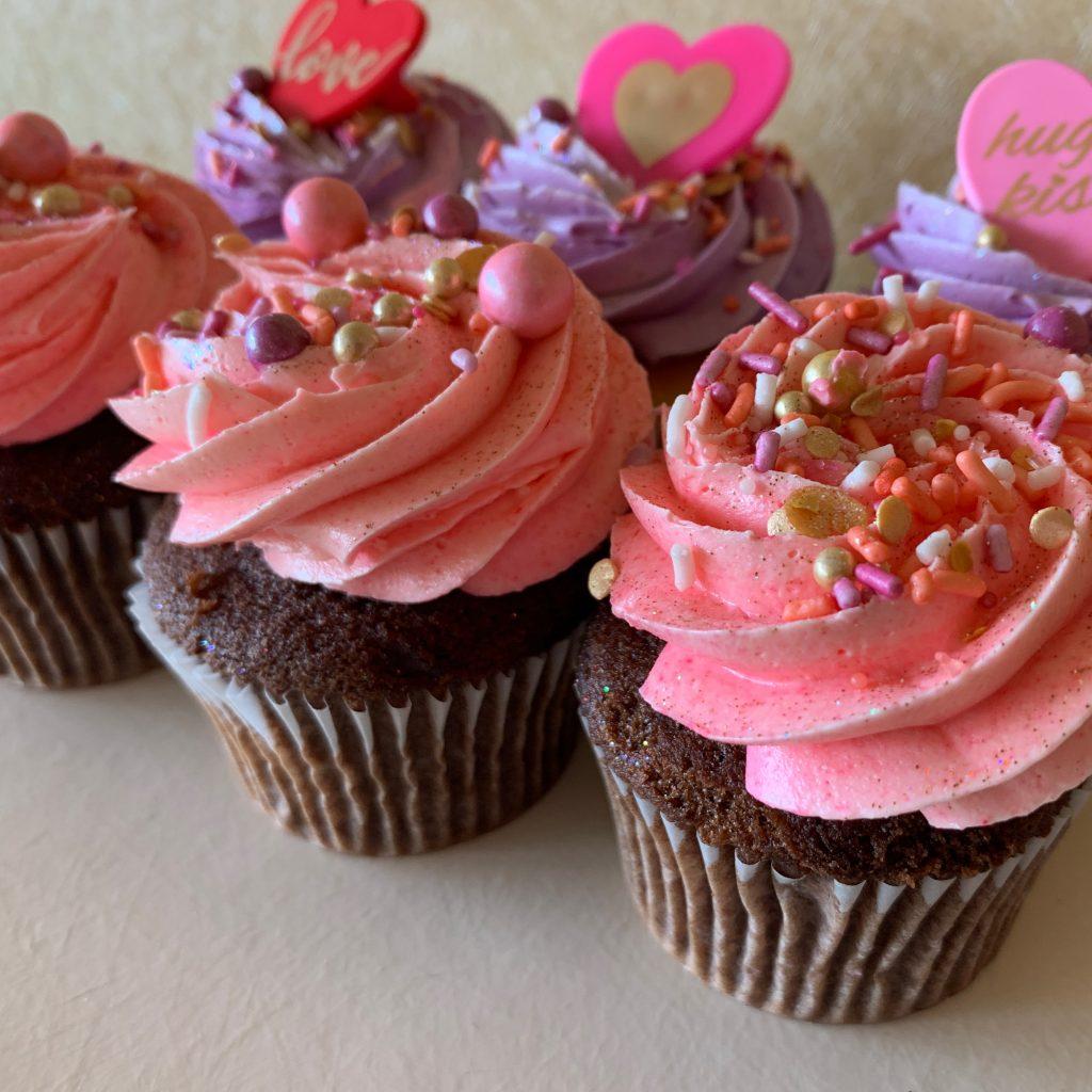 Cupcake 6 Pack - Valentine's Day 2020