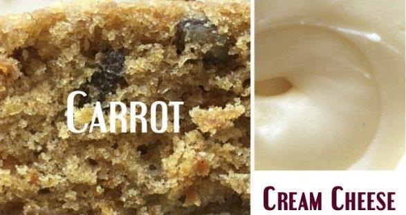 Carrot Wedding Cake:Filling Combos