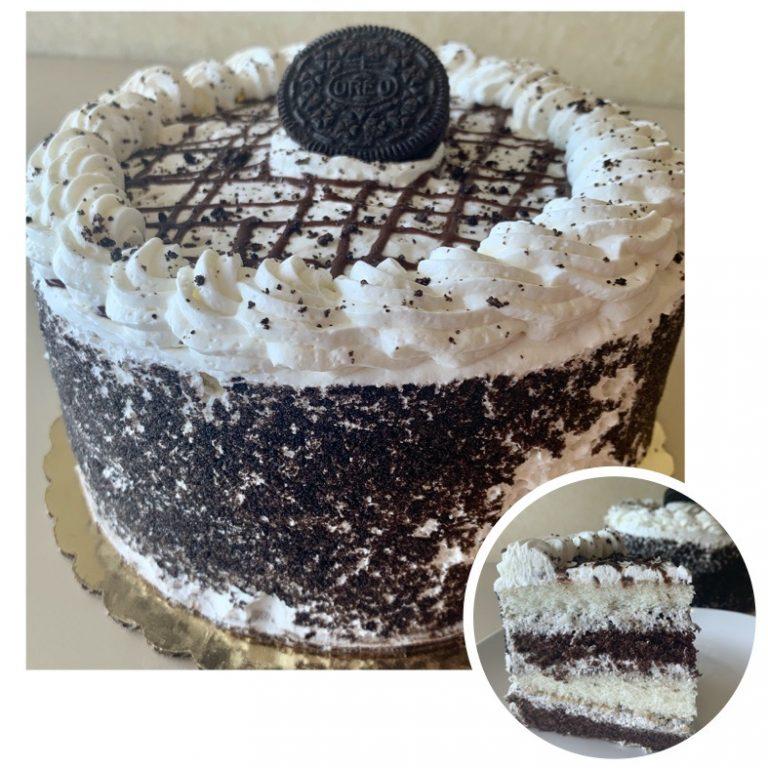 Cookies 'n' Cream Torte