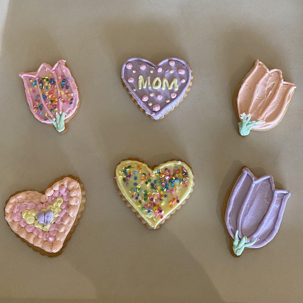 DIY Cookie Kit Cookies - Mother's Day 2020
