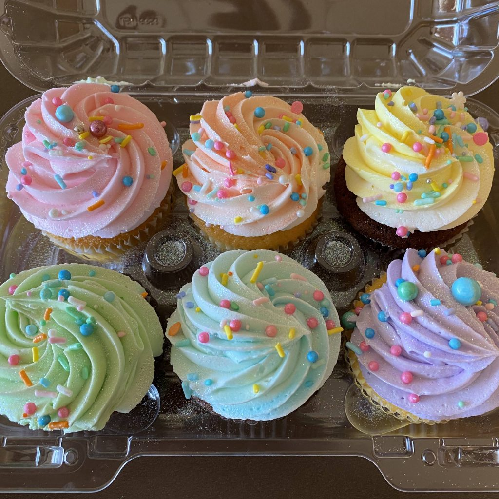 Mother's Day Cupcake Pack 2020