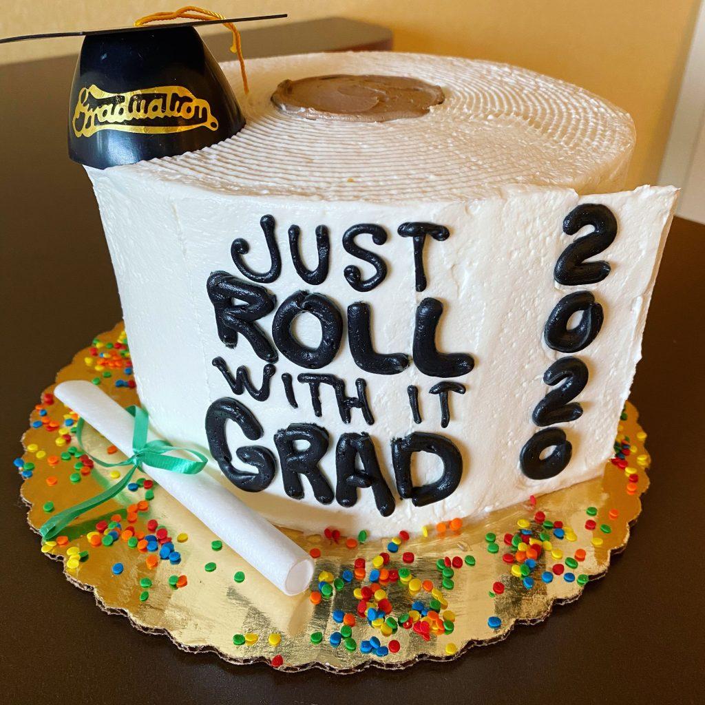 Graduation Cake 2020