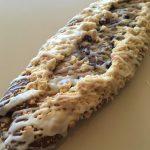 Blueberry Strip Coffeecake