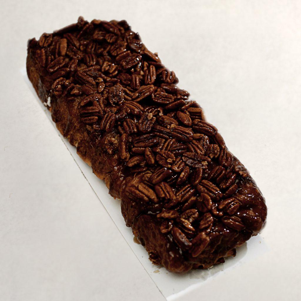 Caramel Pecan Loaf Coffeecake