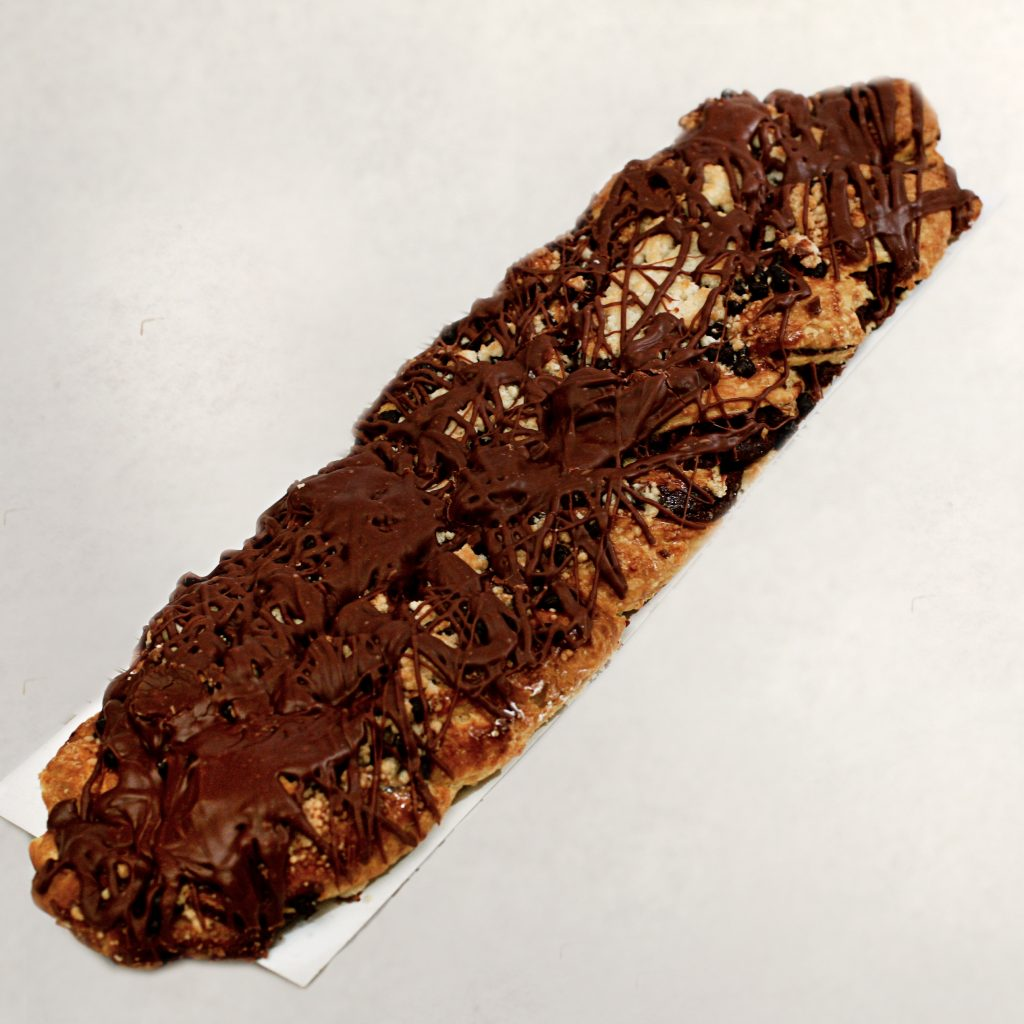 Chocolate Chip Strip Coffeecake
