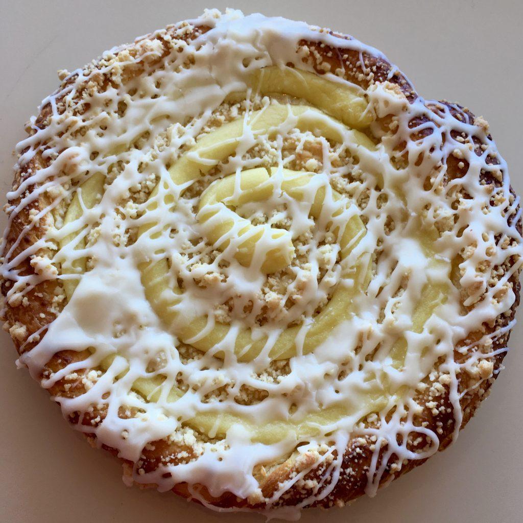 Custard Ring Coffeecake