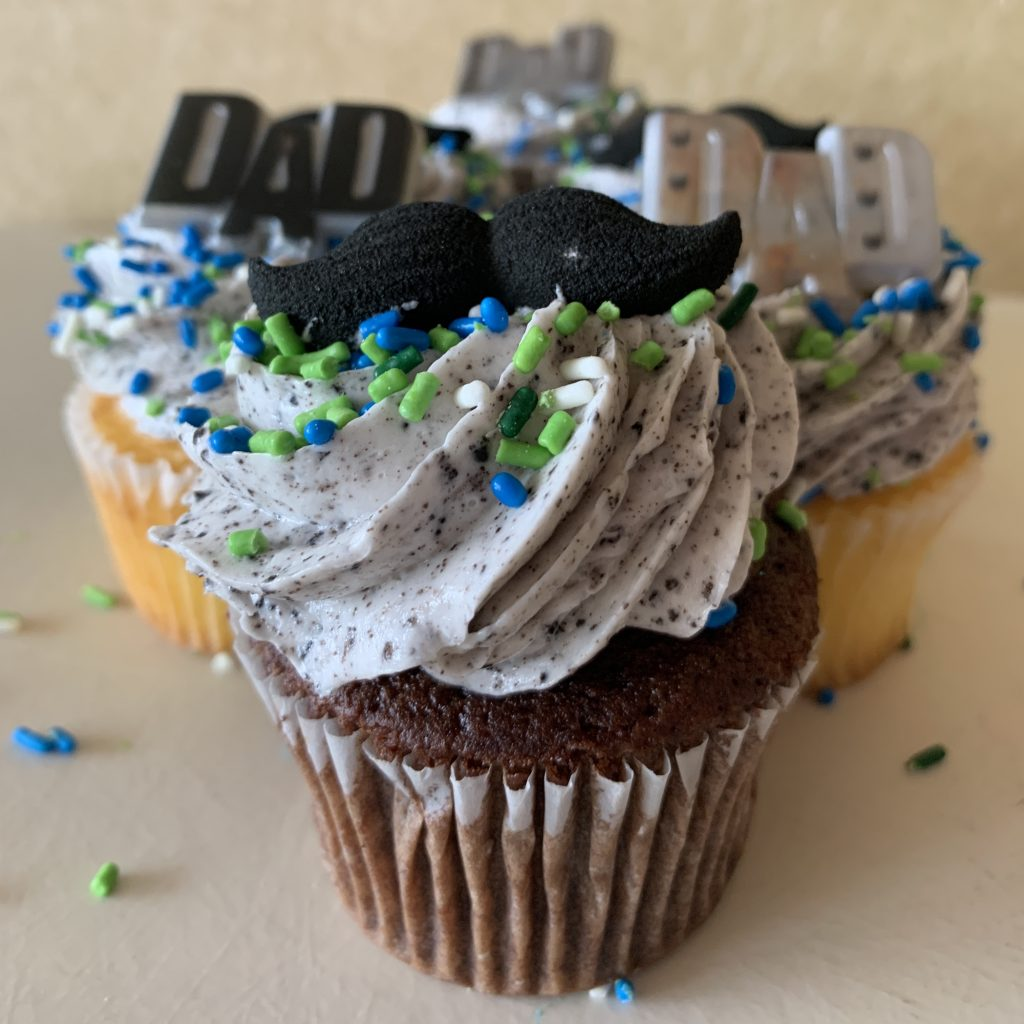 Father's Day Cupcake Pack 2020