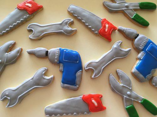 Iced Cookies - Tools