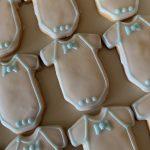 Iced Cookies - Boy Onesie