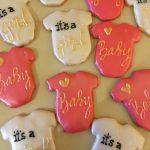 Iced Cookies - Girl Onesies