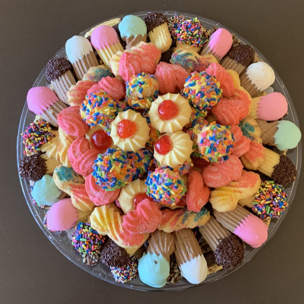 Butter Cookie Tray